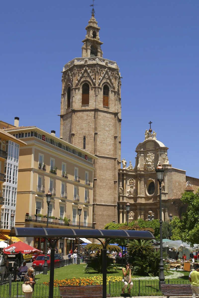 Queen Square - Valencia